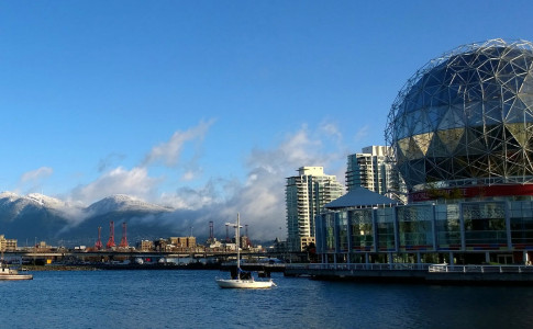 family travel Vancouver