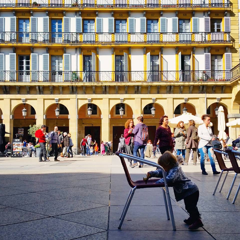 family travel san sebastian