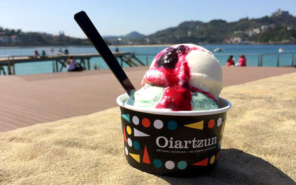 san sebastian ice cream